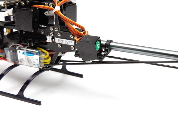 Elicottero Wasp : Elicottero radiocomandato rc wasp ch ccpm da ghz